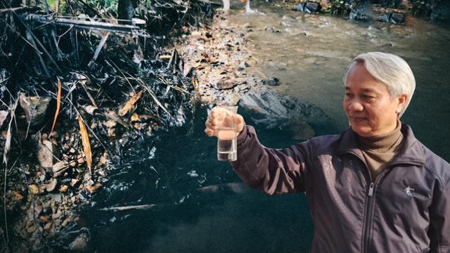Nước nhà máy sông Đà nhiễm dầu: Chuyên gia nói 'không thể chấp nhận'; lạm dụng nước RO cũng có hại!