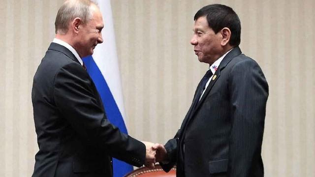 """Ông Duterte đến Moskva: Philippines muốn """"học tập"""" Việt Nam trong mối quan hệ với Nga?"""