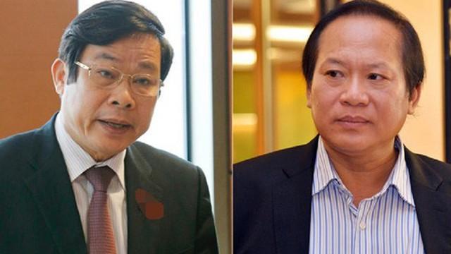 Vụ MobiFone mua AVG: Truy tố 2 cựu Bộ trưởng Nguyễn Bắc Son và Trương Minh Tuấn