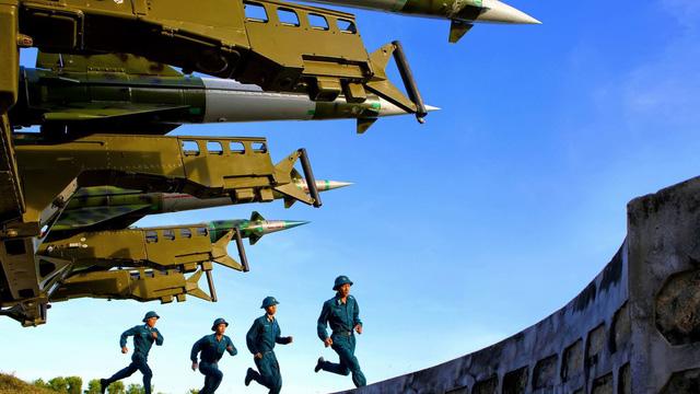 Sư đoàn Phòng không 377: Những người lính canh trời, giữ biển