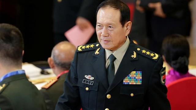 """Bộ trưởng QP Trung Quốc ngang ngược nhận """"các đảo ở Biển Đông là lãnh thổ vốn có của Trung Quốc"""""""