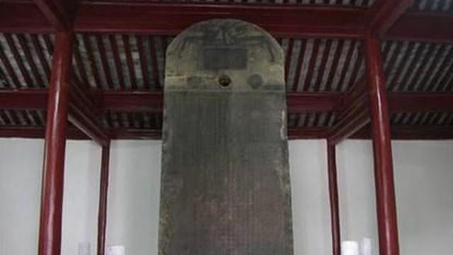 Trung Quốc phát hiện bia đá cổ, có niên đại hơn 500 năm tuổi