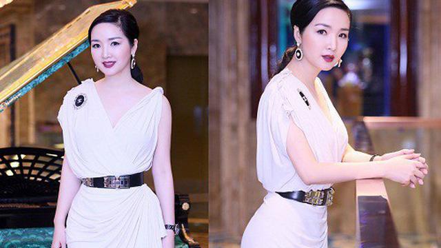 """Hoa hậu Đền Hùng Giáng My ngồi """"ghế nóng"""" cuộc thi Người đẹp Xứ dừa 2019"""