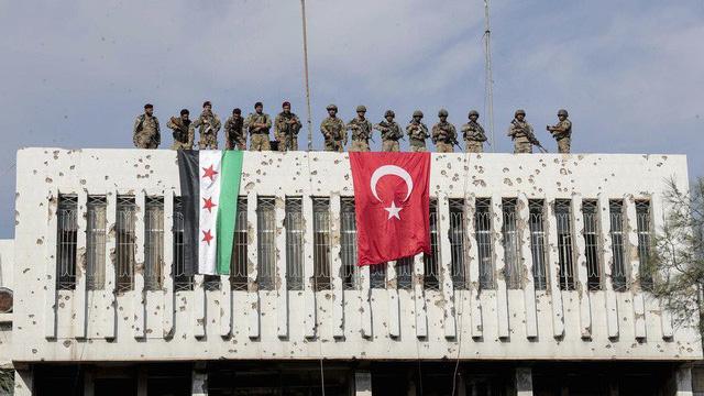 """Syria và Thổ """"nóng mặt"""" với nhau tại bàn nóng LHQ"""