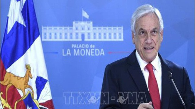Tổng thống Chile kêu gọi toàn bộ Nội các từ chức