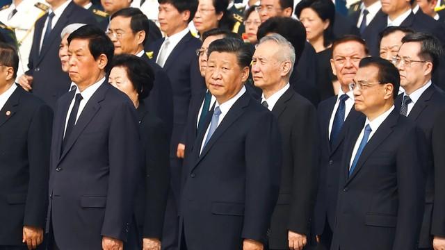 Hội nghị trung ương 4 Trung Quốc: Xuất hiện người kế nhiệm Chủ tịch Tập Cận Bình?