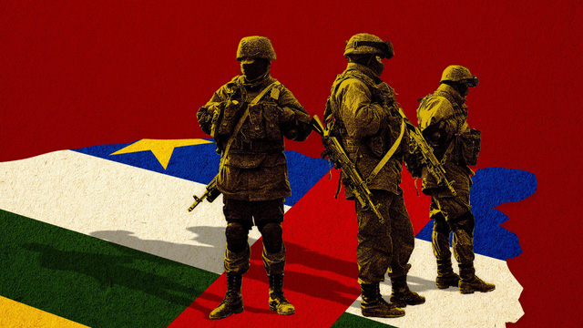 """Tiết lộ kinh hoàng: 35 thi thể lính người Nga về từ Libya - Ai là """"kẻ thủ ác""""?"""