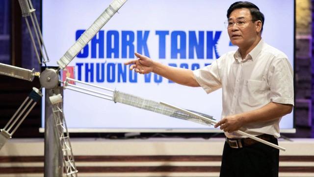 """Người gọi vốn lớn tuổi nhất Shark Tank mùa 3 bị nhận định hơi """"điên"""", nhưng vẫn được 1 shark đầu tư vì muốn """"điên cùng"""""""