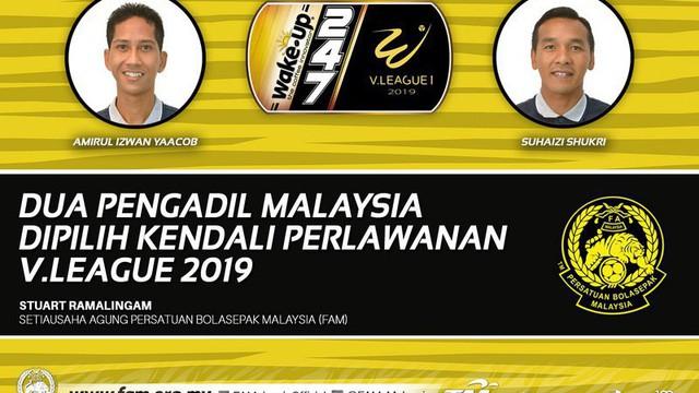 """Trước ngày cử người sang """"cứu"""" V.League, Malaysia cũng lao đao vì """"còi méo"""" của trọng tài"""