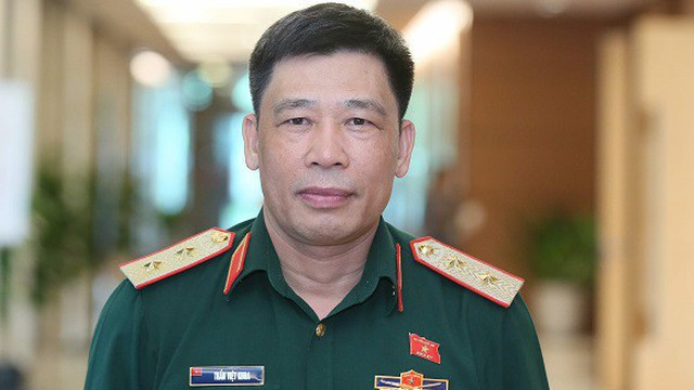 Tướng Trần Việt Khoa: Có thời điểm nước ngoài đưa 35 - 40 tàu xâm phạm chủ quyền trên Biển Đông