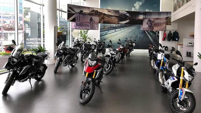 Thaco giảm giá đồng loạt nhiều xe phân khối lớn BMW Motorrad