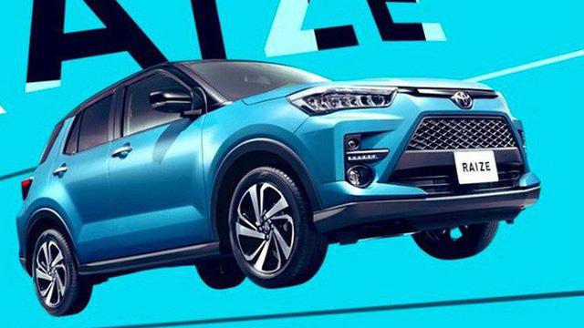 Thông tin chi tiết về chiếc xe SUV giá rẻ nhất của Toyota sắp ra mắt