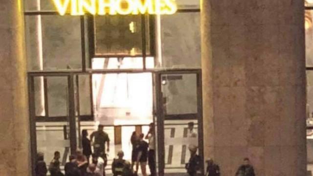 Người khống chế 2 con tin, chém bị thương 1 người ở tòa nhà Landmark 81 là chủ doanh nghiệp