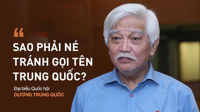 Tướng Nguyễn Trọng Nghĩa: Về chủ quyền quyết không nhân nhượng, về đối sách là hòa hiếu hòa bình