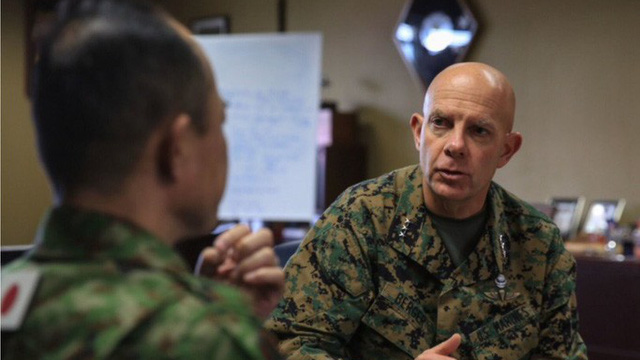 Đối phó Trung Quốc, thủy quân lục chiến  Mỹ xoay trục ra biển