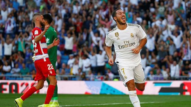 Vực dậy sau trận cầu thảm họa, Real xây chắc ngôi đầu La Liga