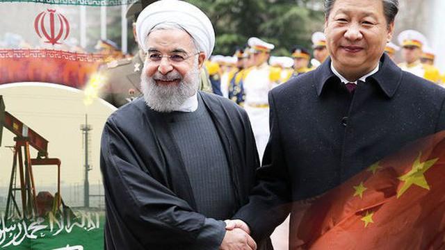 """Xuống tay với """"đường sinh mệnh"""" của nền kinh tế, Trung Quốc đặt cược tất cả vào Iran để loại Mỹ?"""