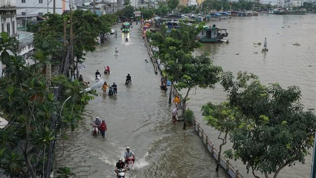 TP.Hồ Chí Minh: Thay đổi cách chống ngập vì quy hoạch lỗi thời