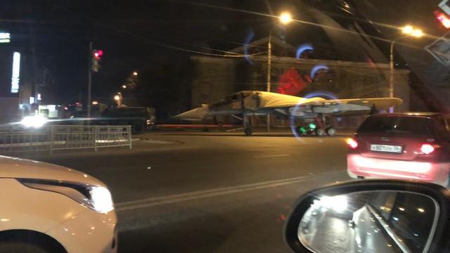"""Báo Mỹ choáng váng với cách Nga vận chuyển """"xe tăng bay"""" Su-34: Độc nhất vô nhị"""