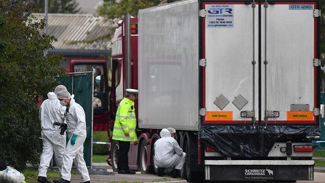 Tướng công an lý giải việc công bố danh tính 39 nạn nhân tử vong trong container tại Anh