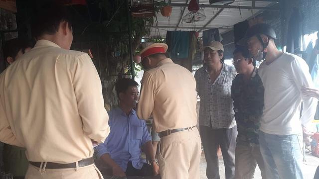 Ban chỉ huy Quân sự Hà Tĩnh xác nhận tài xế bỏ chạy khi gây tai nạn là Thiếu tá quân đội