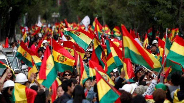 Đại sứ quán một số nước bị tấn công ở Bolivia - Phản ứng của Nga, Mỹ