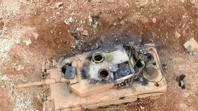 """Đại chiến xe tăng: Leopard 2A4 Thổ đấu """"một mất một còn"""" với T-72B3 Syria, ai thắng?"""