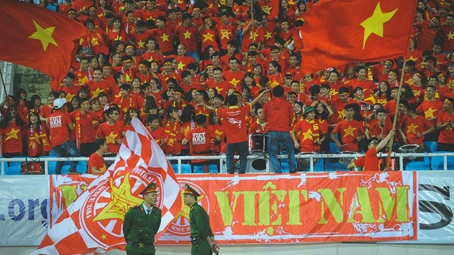 VFF khuyến cáo cổ động viên đến sân sớm trận Việt Nam - UAE