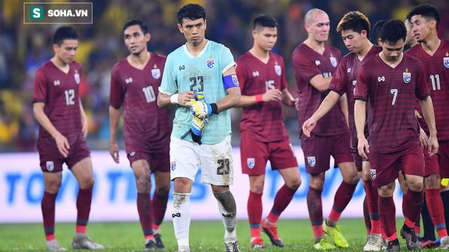 """Lý do sâu xa khiến Thái Lan thua """"mất mặt"""", đối diện mối lo lớn trước trận gặp Việt Nam"""