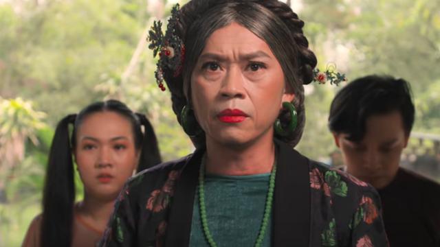 Hoài Linh khiến Nam Thư, Kiều Linh sợ hãi với hình tượng ghê gớm