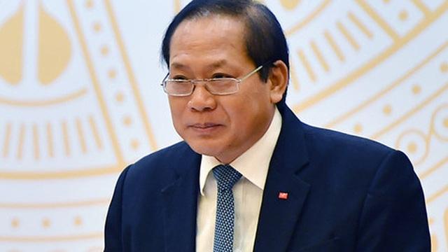 Hoãn phiên xử giai đoạn 2 vụ đánh bạc nghìn tỷ do vắng mặt cựu Bộ trưởng Trương Minh Tuấn