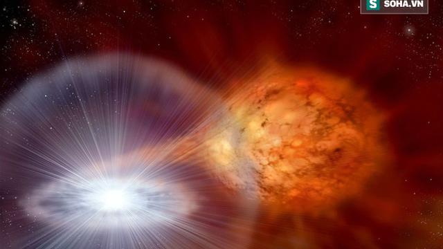 Bắt được 'quái vật vũ trụ' phóng năng lượng tương đương năng lượng Mặt Trời phát ra trong 10 tỷ năm