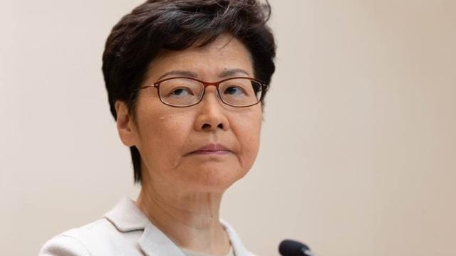Bà Carrie Lam phát biểu sau thất bại của phe thân Bắc Kinh: Trung ương không hề truy cứu trách nhiệm