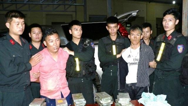 Trùm ma tuý tuyến biên giới Việt – Lào bị bắt sau hơn 300 ngày thay tên đổi họ