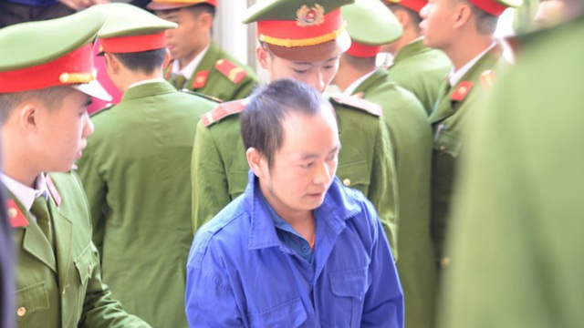 Xử phúc thẩm 3 vụ án tại Sơn La: Tòa tuyên 2 án tử hình
