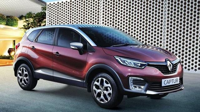 Cạnh tranh khốc liệt, Renault giảm 1/3 giá bán cho mẫu ô tô này