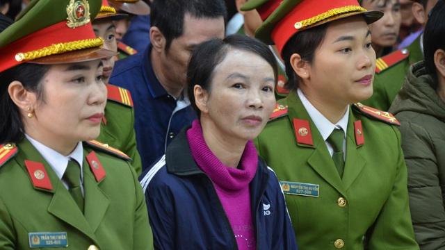 """Bị đề nghị án chung thân, Vì Thị Thu cho rằng """"mức án quá cao"""", Trần Thị Hiền tiếp tục kêu oan"""