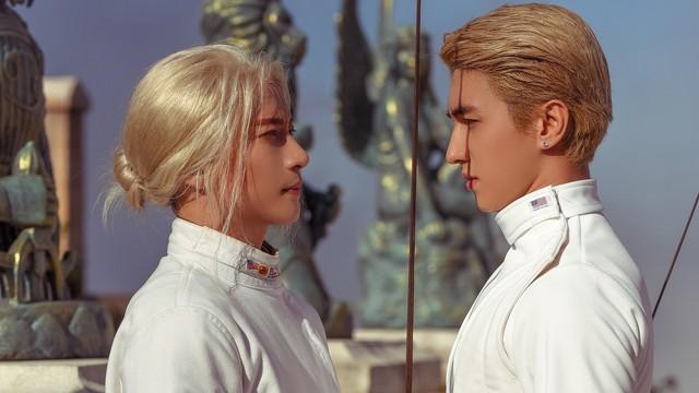 S.T Sơn Thạch chi 25 triệu mua tóc giả để hóa trang trong MV mới
