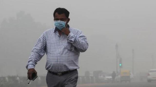 Máy bay phải chuyển hướng vì ô nhiễm không khí quá nặng
