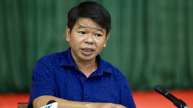 Ông Nguyễn Văn Tốn mất chức Tổng Giám đốc Công ty nước sạch sông Đà