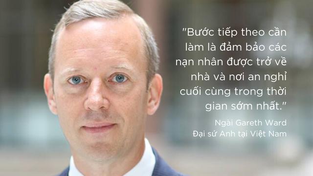 39 người chết ở Anh là người Việt Nam: Thủ tướng chỉ đạo sớm đưa các nạn nhân về nước, Đại sứ Anh gửi lời chia buồn
