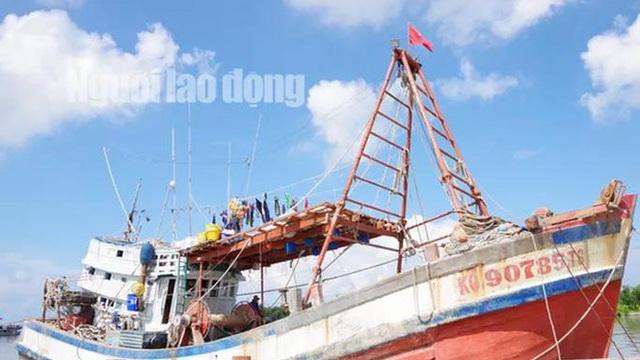Đang xác minh thông tin một ngư dân Việt Nam bị bắn chết trên biển