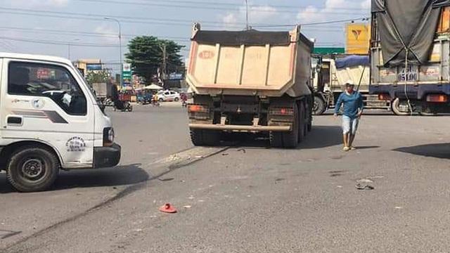 Xe ben của Liên hiệp HTX ở Đồng Nai liên tiếp gây tai nạn, một thanh niên vừa bị cán nát chân