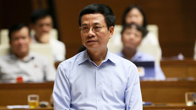 Bộ trưởng Nguyễn Mạnh Hùng: Đã gỡ 46 trang mạo danh tên lãnh đạo Đảng, Nhà nước trên mạng