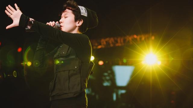 Loạt hit đình đám khuấy động không khí trong Beck'Stage Unexpected Rap Fest