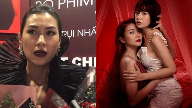 Thanh Hằng, Chi Pu lo lắng khi nhận lời đóng cảnh nóng đồng tính, sợ hình ảnh bị dơ và rẻ tiền!