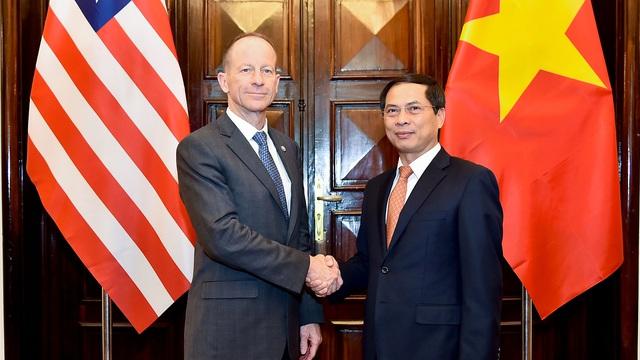 """""""Việt Nam và Mỹ đã vượt qua sự oán giận, ngờ vực và thay thế bằng tin tưởng, tôn trọng"""""""