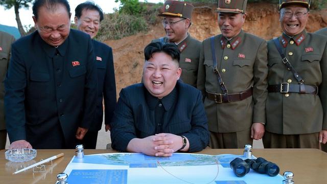 Thông điệp đáng gờm của Kim Jong Un gửi ông Trump