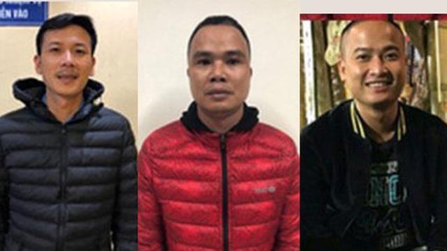 Hà Nội: Triệt phá băng tội phạm ghi lô, đề, tàng trữ súng