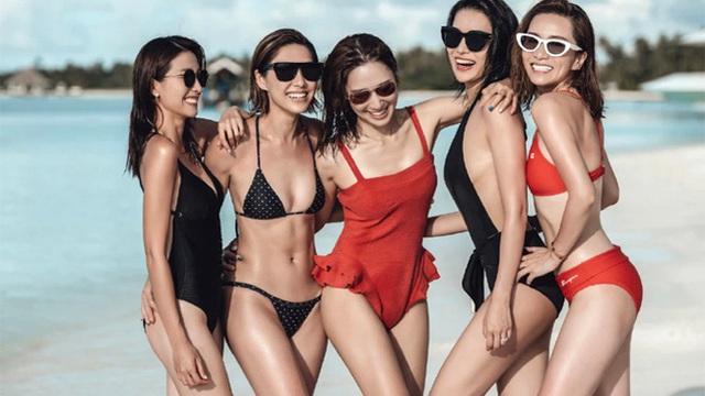 Hội bạn thân quyền lực nhất Hong Kong: Toàn mỹ nhân xinh đẹp, nóng bỏng và giàu có